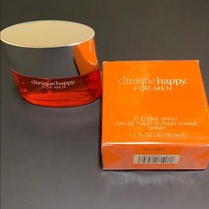 Clinique happy 😃 for men